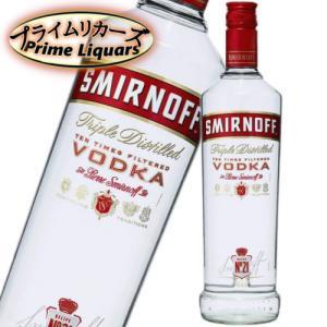 スミノフ レッド 40度 750ml|sake-abc