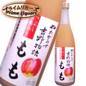 やたがらす 吉野物語 もも 720ml sake-abc