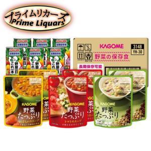 内容量:野菜一日これ一本長期保存用190gを6本     野菜たっぷりスープ3種6個 製造地:国産 ...