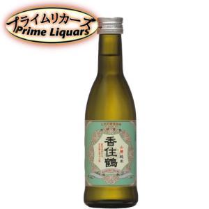 香住鶴 山廃特別純米 270ml|sake-abc