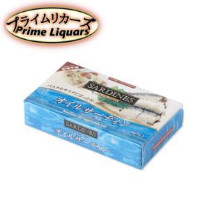 トマトコーポレーション オイルサーディン 90g|sake-abc