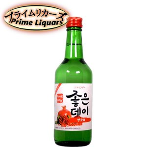 ジョウンデー レッド ザクロ 360ml sake-abc