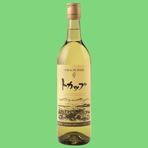 十勝ワイン トカップ 白 720ml(1)