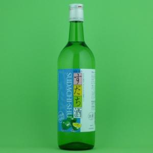 鳴門鯛 すだち酒 720ml(1)