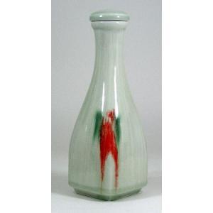 萬古焼き製D-3 デカンタ 焼酎、日本酒用|sake-gets