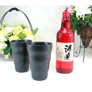 酒器セット (芋焼酎 海童 720ml)|sake-gets