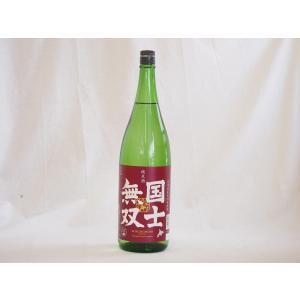 キャッシュレス5%還元 高砂酒造 国士無双 純米 1800mlお歳暮 クリスマス sake-gets