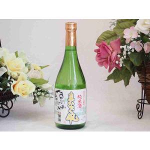 コレなら納得の銘酒 秋田銘醸 爛漫 純米まなぐ凧 720ml(秋田県)|sake-gets