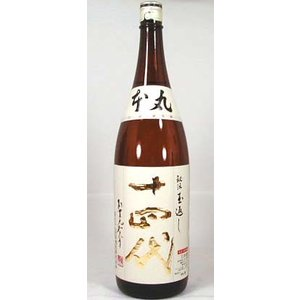 高木酒造 十四代 秘伝玉返し  1800ml|sake-gets