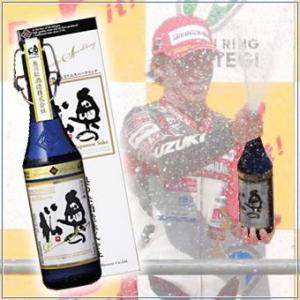 勝利の美酒 スパークリング日本酒  手造り純米大吟醸FN 奥の松 720ml(福島県)