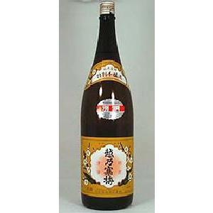 石本酒造 別撰 越乃寒梅 特別本醸造 1800ml(日本酒)|sake-gets