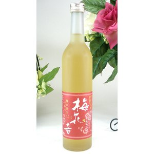 あさ開酒造 梅花音 梅酒 500ml|sake-gets