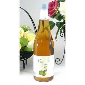 木下醸造所 文蔵梅酒 18% 720ml|sake-gets