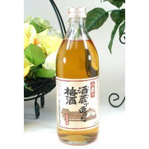 八鹿酒造 酒蔵で造った梅酒 500ml|sake-gets