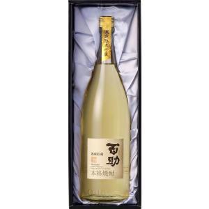 贈り物 百助 熟成貯蔵(熟成貯蔵百助25度1800ml×1)バレンタイン|sake-gets
