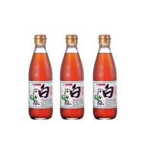 白ぽん酢360ml×6ヤマシン(株)愛知県