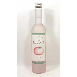 ト・マ・トのお酒 La TOMATO 18% 500ml 合同酒精 sake-gets
