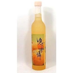 櫻の郷醸造 柚子リキュール ゆず可憐 500ml sake-gets