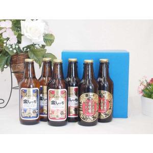 贈り物 金しゃちビール6本飲み比べセット(ギフトボックス)MTK-6T 330ml×6本(愛知県)|sake-gets