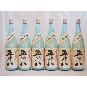 にごり酒 五郎八 菊水酒造(新潟県)1800ml×6|sake-gets