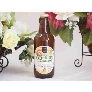 フルーツドラフト アプリコット&オレンジ 発泡酒 金しゃちビール(愛知県)330ml×1本 sake-gets