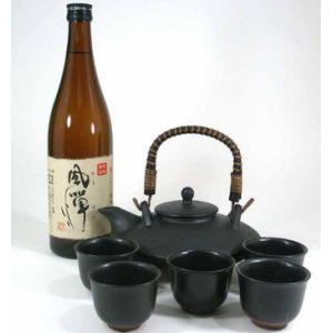 黒千代香5客ツル付  限定品  栗黄金使用芋焼酎 風憚 (ふうたん) 25度 720ml|sake-gets