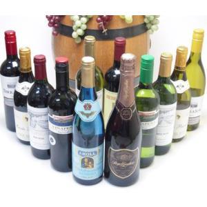 ワインセット 12本 赤ワイン 白ワイン ロゼ 福袋 あのロジャーグラートが入った高品質12本福袋ワインセット(赤5本、白6本、|sake-gets