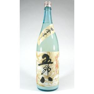 菊水酒造 にごり酒 「五郎八」 1800ml|sake-gets