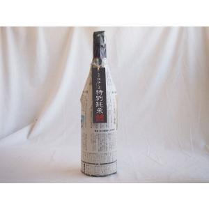 年に一度の限定醸造 頸城酒造 杜氏の里 厳封 特別純米酒 1800ml×1本(新潟県)|sake-gets