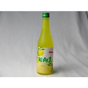高千穂酒造 宮崎産日向夏みかん使用 日向夏 500mlバレンタイン|sake-gets