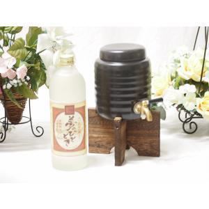緊急福袋10セット限定 焼酎サーバーセット(じざけや限定品 井上酒造 熟成麦焼酎 夢のひととき 25度 720ml )|sake-gets