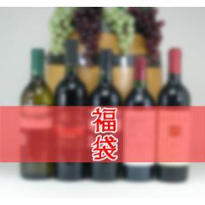 ワインセット 第22弾  高品質ワインお楽しみ福袋セット750ml×5本セット(赤4白1)バレンタイン|sake-gets