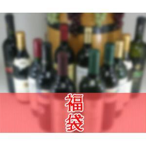 ワインセット 12本 赤ワイン 白ワイン 福袋 お楽しみ福袋!こんなセットが欲しかった高品質12本ワインセット(赤6本、白6本)|sake-gets