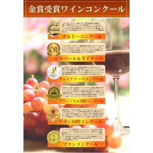 ALLダブル金賞受賞 ソムリエ厳選 フランス・ボルドー産赤ワイン6本セット 750ml×6本|sake-gets|02