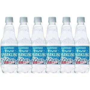 サントリー南アルプスの天然水スパークリング 炭酸水 ペットボトル 500ml×12本|sake-gets|02