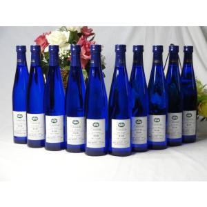 シャンモリ甘口ワイン10本セット(ナイアガラ10本) 国産ぶどう100%使用 500ml×10本 盛...