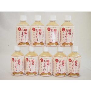 国菊 あまざけ 国産米100% 本格甘酒 ペットボトル(福岡県)  300g×60本|sake-gets
