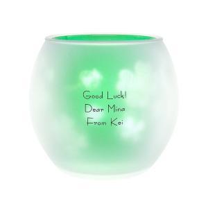キャッシュレス5%還元 贈り物セット ギフトレリーフセット キャンドルホルダー シルエットグラス クローバー メッセージお歳暮 クリスマス|sake-gets