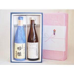 お歳暮冬の贈り物 日本酒 年に一度の限定酒 2本セット(頚城酒造 吟醸生貯 720ml ひやおろし完熟純米酒 720ml)|sake-gets