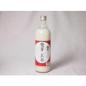 篠崎 国菊甘酒 発芽玄米 あまざけノンアルコール 985g(福岡県)|sake-gets