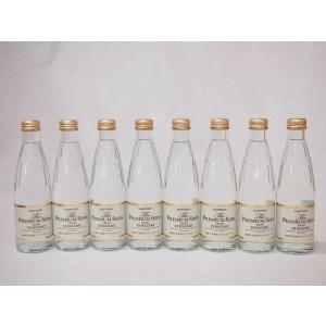 プレミアムソーダ 山崎の天然水でつくったソーダ サントリー 瓶240ml×8|sake-gets