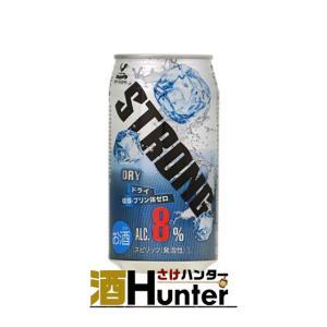富永貿易 神戸居留地 ストロングドライ糖類ゼロ 350ml 1ケース(24本)|sake-hunter