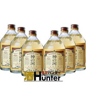 神の河 麦焼酎 25度 720ml瓶 1ケース(6本)|sake-hunter