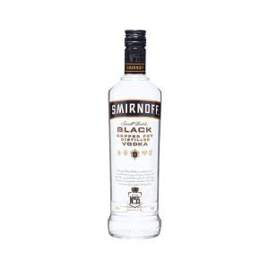 スミノフ ブラック ウォッカ 40度 700ml 正規品 sake-hunter