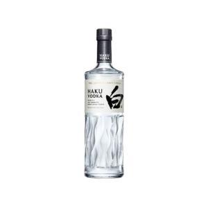 ジャパニーズクラフトウォッカ HAKU(白) 40度 700ml sake-hunter