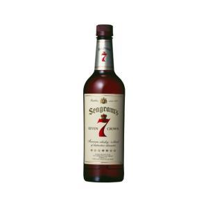 ウイスキー シーグラム セブンクラウン 40度 750ml 正規品|sake-hunter