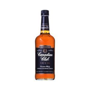 ウイスキー カナディアンクラブ ブラックラベル 40度 700ml 正規品|sake-hunter