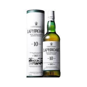 ウイスキー ラフロイグ 10年 43度 750ml 正規品