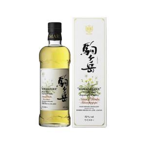 マルス シングルモルト 駒ヶ岳 ネイチャーオブ信州 信濃蒲公英(シナノタンポポ) 52度 700ml|sake-hunter