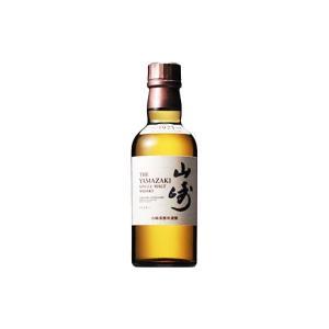 サントリー 山崎 ノンヴィンテージ シングルモルト 43度 180ml|sake-hunter